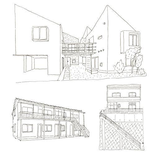 『家たちプロジェクト』